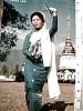 THAILANDE - CHIENGMAI - WELCOME GIRL FAWN FAN-LEB-DANCE   N1965 DP5829 - Tailandia