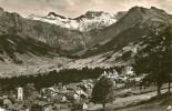 ADELBODEN >  Ein Aussenquartier Anno 1946 ++++ S/w Foto Karte - BE Berne