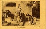 Cartolina Antica SCENA DELL'AFRICANA (Dipinto Di L. Crosio) 1902 ? - OTTIMA D13 - Opéra