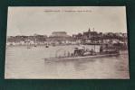 Granville, Torpilleur Dans Le Port, Animée, Soldats, Bateaux - Granville