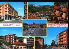 Brà, Mondovì, Cuneo, Saluzzo, Fossano - V 1974 - Cuneo