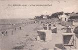 83     -    LA BERNERIE      -     La Plage Sainte-Anne, Vers L'ouest - La Bernerie-en-Retz