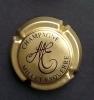 CAPSULE - MILLET Esquerre - Or Et Noir - Champagne