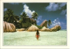 SEYCHELLES.  (VOIR SCAN VERSO !) - Seychelles