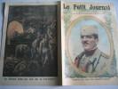 LE PETIT JOURNAL N° 1321 16/04/1916 PRINCE ALEXANDRE DE SERBIE + CREMATION  SOLDATS ALLEMANDS DANS HAUTS-FOURNEAUX - Periódicos