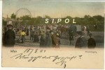 Wien - Vienne -  Pratereingang  Carte Circulé  1900? Dos Simple TBE - Wenen