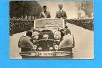 Voiture Personnelle De Parade De HITLER - Fabrication 1942 - 200km.heure - Personnages