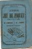Cartes à Jouer/ Régle Du Jeu De Piquet/document D´époque/ 1856     VP20 - Vieux Papiers