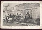 MAROC RABAT Fontaine De La Rue Des Consuls  (Agenda P.L.M. 1923) - Ohne Zuordnung