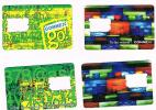ROMANIA  -  CONNEX   (GSM SIM CARD) - LOT OF 2 DIFFERENT  -  USED WITHOUT CHIP  -  RIF. 3310 - Romania