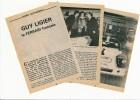 1975 : Sport Automobile, Guy Ligier, Le Ferrari Français, Beltoise, 24 Heures Du Mans... - Automobile - F1
