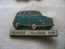 Pin´s Automobile RENAULT  Prairie De 1950 - Renault