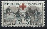 """FR YT 156 """" Croix-Rouge """" 1918 Neuf* - Neufs"""