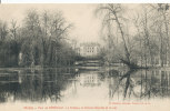 Parc De Méreville, Le Château, La Colonne Rostrale Et Le Lac, M. Mulard éditeur - Mereville