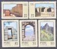 Peru 535-7  *  ANCIENT RUINS - Peru