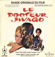 "B-O-F Maurice Jarre / Julie Christie / Omar Sharif    ""  Le Docteur Jivago  "" - Soundtracks, Film Music"