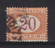 E.369  - N°  7   , Obli ,   COTE  0.75 €,          A REGARDER - 1861-78 Victor Emmanuel II