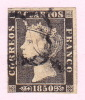 ESPANA 1850 USADO Y&T N°1 - Usados