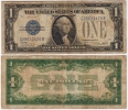 UNITED STATES USA  AMERICA  1  Dollar  1928 A  LETTER  B - Certificati D'Argento (1928-1957)