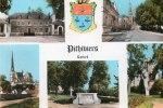 45 Loiret -PITIVIERS- Multi Vues (Blason ) - Voir Description * PRIX FIXE - Pithiviers