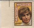 FRANCOBOLLI QUI GIOVANI 1969 MAURIZIO SINGER CANTANTE VIGNETTE ERINNOPHILIE CINDERELLA - Etichette Di Fantasia