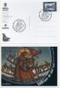 Fra076 1008 Fiera Sant´Orso Aosta, Foire Saint-Ours Aoste Sculture Legno Artigianato Locale Basket Marcofilia - Manifestazioni