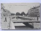 (10) - TROYES - QUAI DAMPIERRE ET CIRQUE - ANIMEE -1922 - Troyes