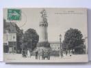 (10) - TROYES - LE MONUMENT DES ENFANTS DE L'AUBE ET LA GAREANIMEE - 1909 - Troyes