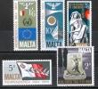 Malta 1969 Anniversario Indipendenza MNH - Lot. 270 - Malte