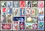Francia Lotto 24 Francobolli Nuovi Varie Annate MNH - Lot. 277 - France