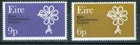 Eire 1970 Collaborazione Europea MNH -Lot. 288 - 1949-... Repubblica D'Irlanda