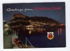 GIBRALTAR Le Rocher De Gibraltar à La Nuit - Gibilterra