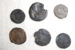Set Of Roman Coins (lot N°2) To Identify Or Metal Study - Roman