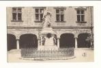 Cp, 25, Besançon, La Statue Du Cardinal Granvelle - Besancon