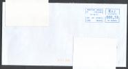 EMA (15-12-11), Montfort-l´Amaury CC, Yvelines, HK 050953 - Storia Postale