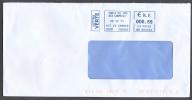 EMA (26-12-11), Paris Vil.CPC, Boulevard Chapelle, MB 600243, Lettre Verte - Storia Postale