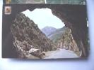 Andorra Tunnel High Road - Andorra