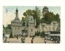 Exposition De Bruxelles 1910. Porte De Bruxelles Kermesse - Expositions