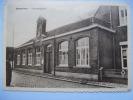 Ma Réf: 58-10-5.             KAMPENHOUT                           Bewaarschool   ( Teinte Bistre ) - Kampenhout