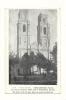 Cp, 62, Mont Saint-Eloi (Guerre 14-15), Les Tours De L'Ancienne Abbaye Avant Le Bombardement Allemand, écrite 1915 - Autres Communes