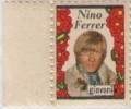 FRANCOBOLLI QUI GIOVANI 1969 NINO FERRER POP ROCK SINGER CANTANTE VIGNETTE ERINNOPHILIE CINDERELLA - Etichette Di Fantasia