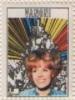 FRANCOBOLLI QUI GIOVANI 1969 ORNELLA VANONI POP ROCK SINGER CANTANTE VIGNETTE ERINNOPHILIE CINDERELLA - Etichette Di Fantasia