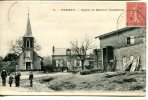 PRIMAT (07) -  Eglise Et Maison Commune - France