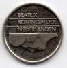 PAESI BASSI 25 CENTS 1992 - [ 3] 1815-… : Regno Dei Paesi Bassi