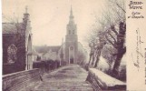 BASSE-WAVRE = Eglise Et Chapelle (Nels Bxl  S.79  N° 14) 1907 - België