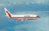AVION BOEING 737 TAP AIR PORTUGAL ED ?? ECRITE TBE - 1946-....: Moderne