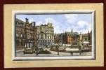 Cpa Royaume Uni Leeds  City Square  BRA9 - Leeds