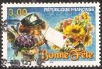 FR 3133  Souhait Bonne Fête  1998 - France
