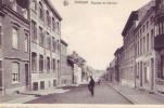 JODOIGNE = Chaussée De Charleroi - Carte Animée (Nels) écrite - Jodoigne