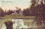 LIMELETTE = Château Bequet - Carte Couleur (écrite) 1911 - Belgique